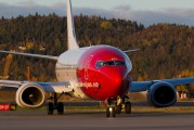 LN-KKD - Norwegian Air Shuttle Boeing 737-300 aircraft