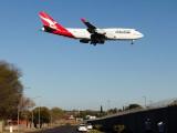 VH-OJT - QANTAS Boeing 747-400 aircraft