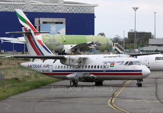 9G-AAB - Antrak Air ATR 42 (all models)
