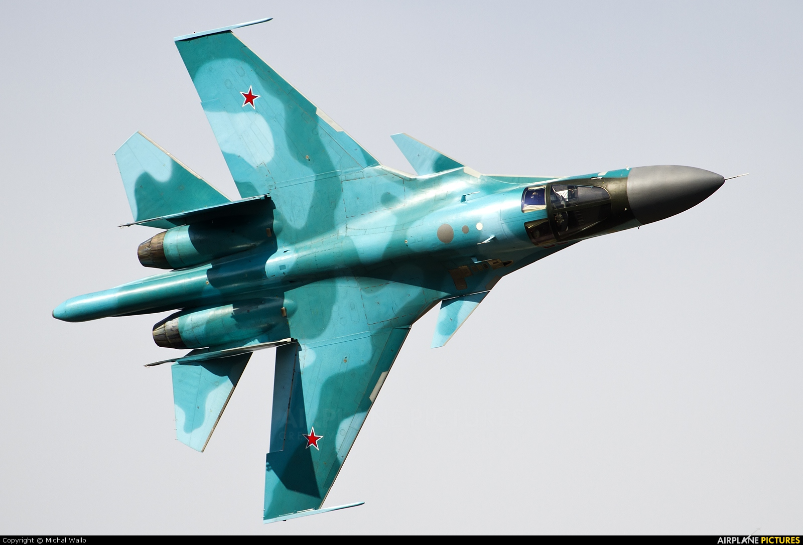 Russia - Air Force 03 aircraft at Ramenskoye - Zhukovsky