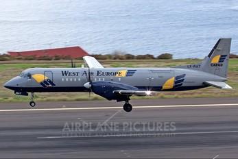 LX-WAT - West Air Europe British Aerospace ATP