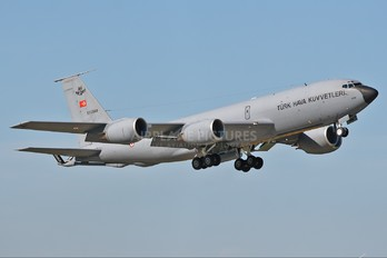 57-2609 - Turkey - Air Force Boeing KC-135R Stratotanker