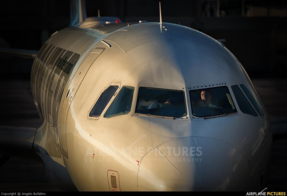 Frontier Airlines N204FR aircraft at Denver Intl