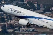 4X-ECD - El Al Israel Airlines Boeing 777-200ER aircraft