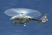 T-358 - Switzerland - Air Force Eurocopter EC635 aircraft