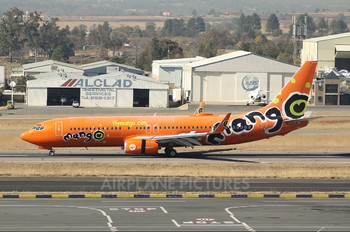 ZS-SJH - Mango Boeing 737-800