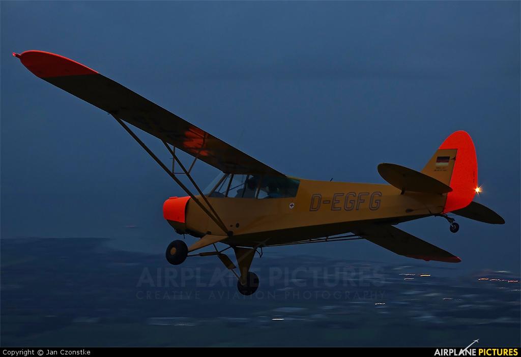 Sportfluggruppe Nordholz/Cuxhaven D-EGFG aircraft at In Flight - Germany