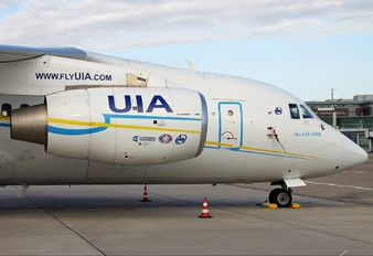 UR-NTD - Ukraine International Airlines Antonov An-148