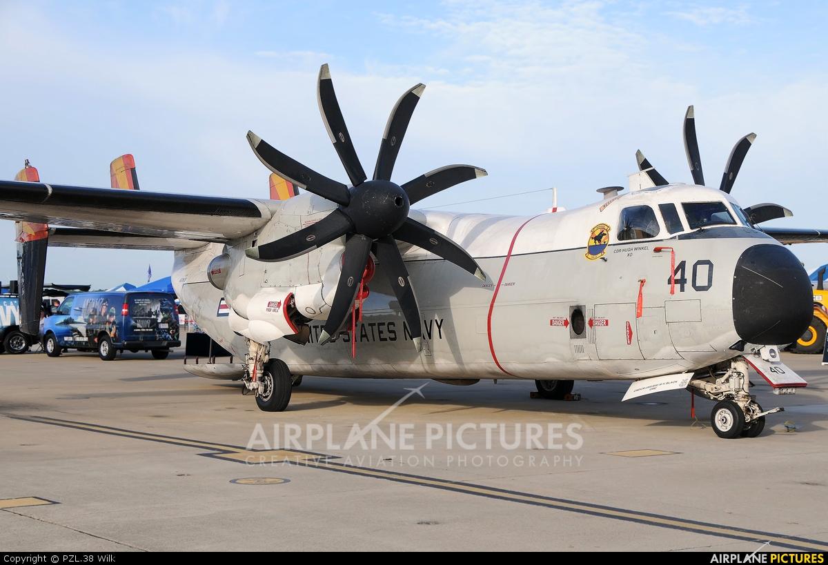 USA - Navy 162165 aircraft at Oceana NAS