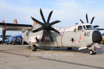 162165 - USA - Navy Grumman C-2 Greyhound