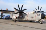 162165 - USA - Navy Grumman C-2 Greyhound aircraft