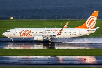 PR-GUD - GOL Transportes Aéreos  Boeing 737-800