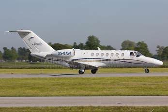S5-BAW - LinxAir Cessna 525B Citation CJ3