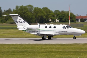 G-LEAI - London Executive Aviation Cessna 510 Citation Mustang