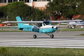 F-GHYA - Private Cessna 150