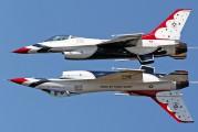 92-3888 - USA - Air Force : Thunderbirds General Dynamics F-16C Fighting Falcon aircraft