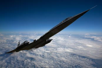 - - USA - Air Force Lockheed SR-71A Blackbird