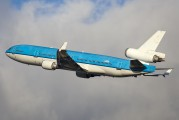 PH-KCI - KLM McDonnell Douglas MD-11 aircraft