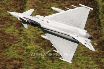 ZJ914 - Royal Air Force Eurofighter Typhoon FGR.4