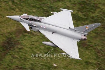 ZK316 - Royal Air Force Eurofighter Typhoon FGR.4