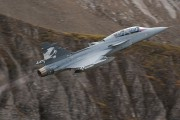 - - Sweden - Air Force SAAB JAS 39F Gripen NG aircraft