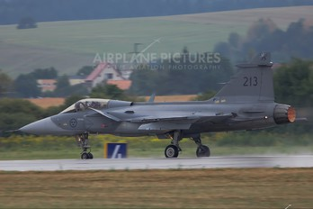 39213 - Sweden - Air Force SAAB JAS 39C Gripen