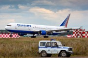EI-DBG - Transaero Airlines Boeing 767-300ER aircraft