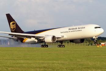 N313UP - UPS - United Parcel Service Boeing 767-300F