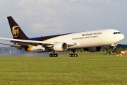 N313UP - UPS - United Parcel Service Boeing 767-300F aircraft