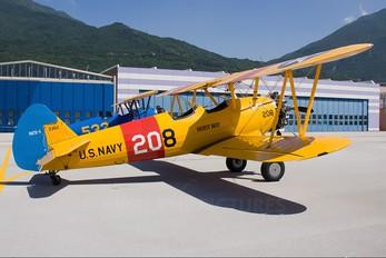 N53750 - Private Boeing Stearman, Kaydet (all models)