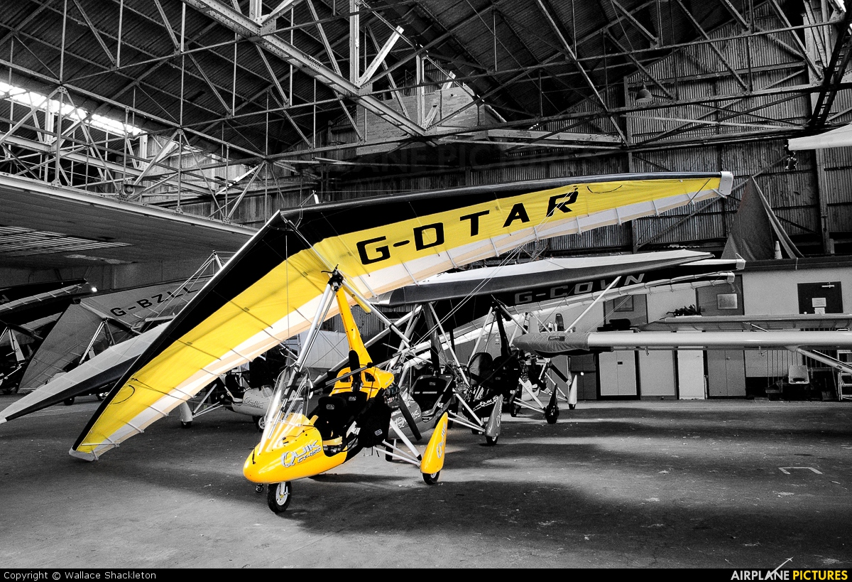 Private G-DTAR aircraft at Perth - Scone