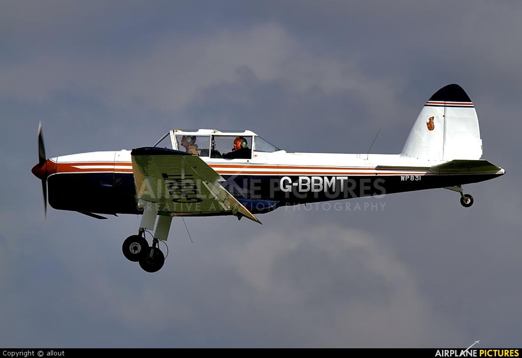 Private G-BBMT aircraft at Little Gransden