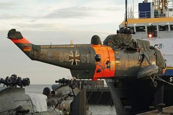 89+61 - Germany - Navy Westland Sea King Mk.41