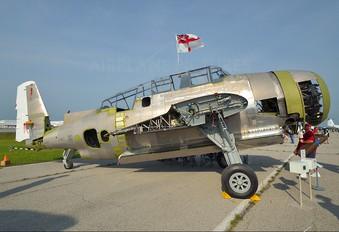 F-WQDN - Canadian Warplane Heritage Grumman TBM-3 Avenger