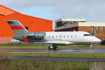 HZ-OHS - Private Canadair CL-600 Challenger 604