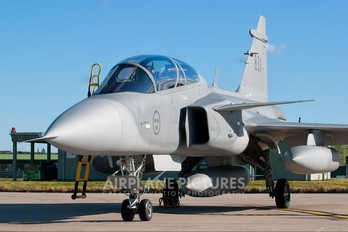 39831 - Sweden - Air Force SAAB JAS 39D Gripen