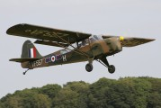 G-ARHM - Private Auster 6A Tugmaster aircraft