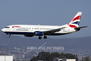 ZS-OAA - Comair Boeing 737-400