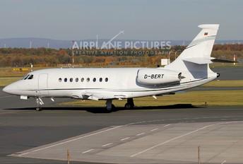 D-BERT - Private Dassault Falcon 2000 DX, EX