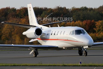 D-CVHB - Private Cessna 560XL Citation XLS