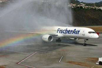 SP-FVR - Fischer Air Polska Boeing 757-200
