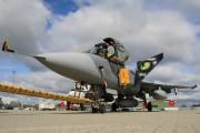 9819 - Czech - Air Force SAAB JAS 39D Gripen aircraft