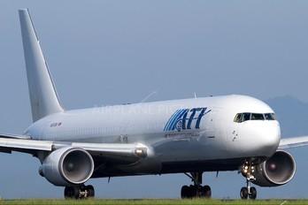 N316CM - ATI - Air Transport International Boeing 767-300F