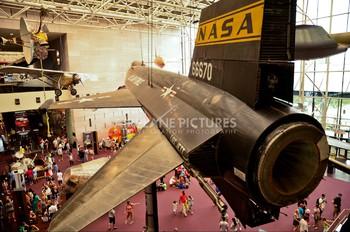 56-6670 - USA - Air Force North American X-15