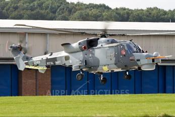 ZZ402 - Royal Navy Agusta Westland AW159 Lynx Wildcat AH.1
