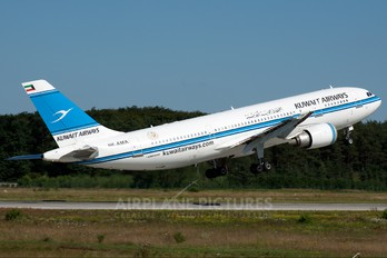 9K-AMA - Kuwait Airways Airbus A300