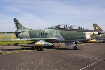 99+40 - Germany - Air Force Fiat G91T