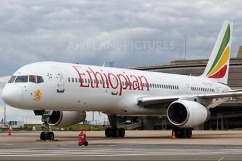 ET-AMK - Ethiopian Airlines Boeing 757-200