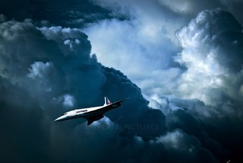 - - Air France Aerospatiale-BAC Concorde