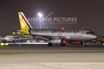 D-AGWS - Germanwings Airbus A319